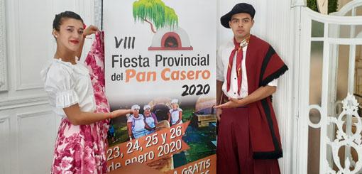 Sauce de Luna se prepara para la 8º Fiesta del Pan Casero