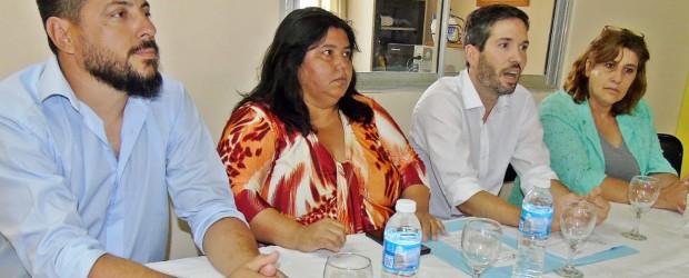 DEPARTAMENTO: Paula Pérez Lindo y Santiago Krenz fueron puestos nuevamente en funciones