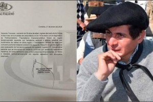 """""""Cepillo"""" Trevissán continúa sedado y su estado es reservado"""