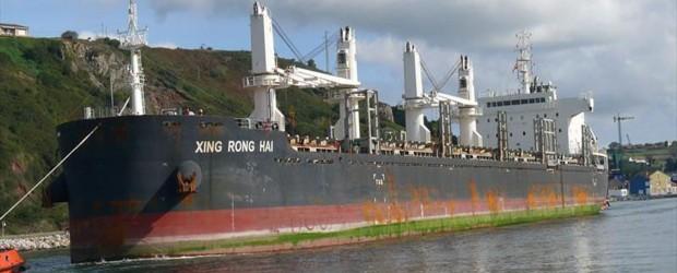 Comienza la primera exportación del año desde los puertos entrerrianos