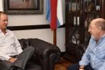 Bordet y Busti destacaron el federalismo de Alberto Fernández y la importancia de la unión de los argentinos