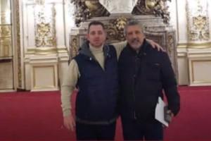 Aparecieron fotos de los espías de la AFI de Mauricio Macri en la Casa Rosada