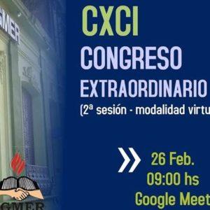 De manera virtual: Este viernes volverá a sesionar el congreso de Agmer