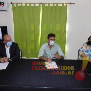 El abogado Juan Manuel Benitez fue designado como nuevo coordinador departamental del Copnaf