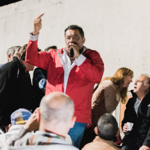 Dolor en Bovril: Falleció el intendente Fabián Valenzuela