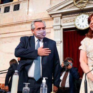 La respuesta de los jueces tras el discurso de Alberto Fernández en el Congreso