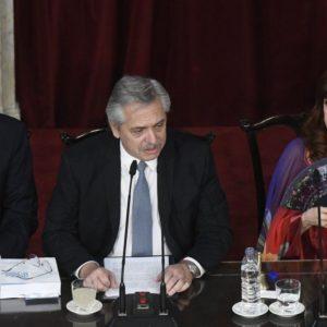 Alberto Fernández inaugurará este lunes las sesiones ordinarias en el Congreso