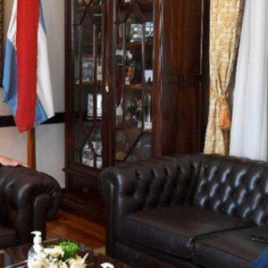 Bordet se reunió con la ministra de Salud para analizar aspectos de la política sanitaria de la provincia